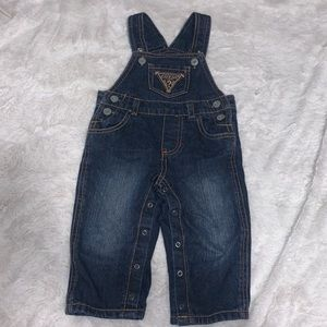 Baby guess overalls